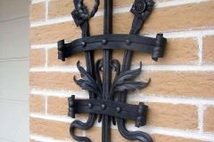 Кованый декоративный элемент