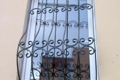 Кованая решетка